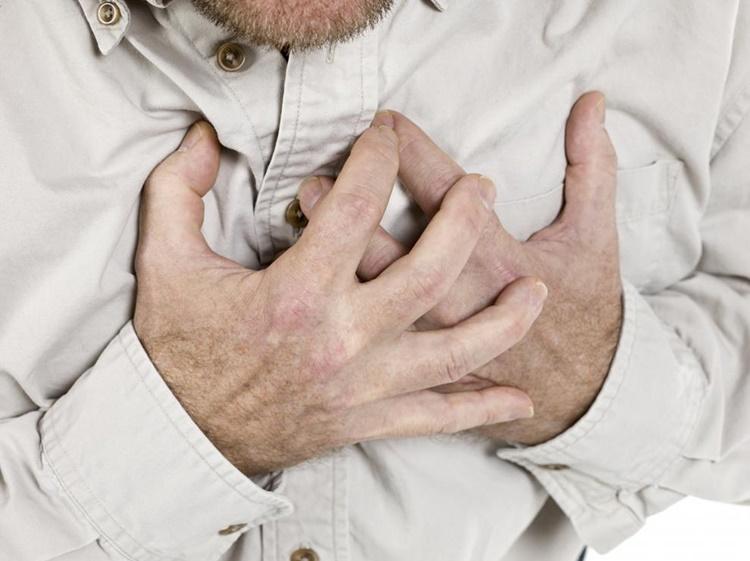 اضطراب و بیماری قلبی