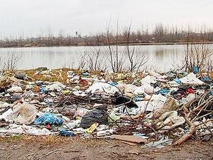 گیلان، انبوه زبالهها در طبیعت زیبا
