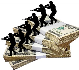 ۱۰ شرکت پشت پرده همه جنگهای جهان