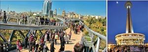 افزایش دو برابری گردشگری در پایتخت