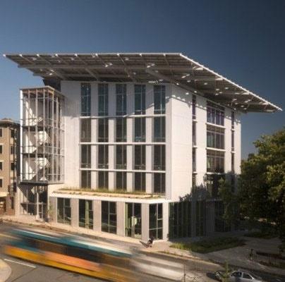 عنوانی تازه برای سبزترین ساختمان تجاری جهان