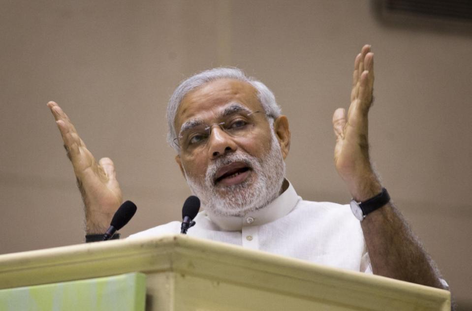 ارزیابی نخست وزیر هند از نقش سبک زندگی در افزایش آلودگی هوا