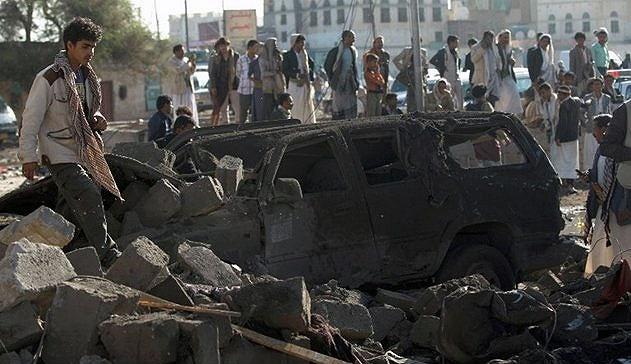 وخامت اوضاع انسانی در یمن