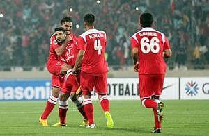 لیگ قهرمانان؛ پیروزی پرسپولیس مقابل النصر در یک بازی پر حاشیه