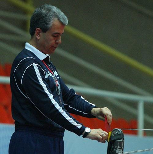 دومین داور ایرانی هم به لیگ جهانی والیبال دعوت شد