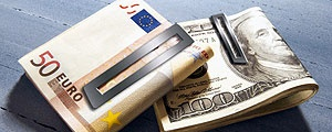 کاهش ارزش پول مشترک اروپا در برابر دلار