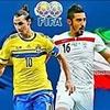 شکست ایران مقابل سوئد