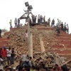 افزایش آمار قربانیان زلزله نپال به بیش از ۱۸۰۰ نفر