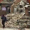 نپال بار دیگر لرزید