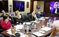جلسه ویدئویی کری و اوباما درباره مذاکرات