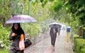 بارش نرمال در ایران؛ وضعیت افزایش دما در کشور