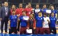 نوجوانان فرنگیکار ایران به عنوان دوم تیمی رسیدند