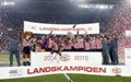 آیندهوون برای بار بیست و دوم قهرمان لیگ فوتبال هلند شد