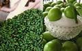 توصیههایی برای مصرف گوجه سبز و چغاله بادام