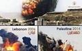 توفان قاطع سعودیها علیه یمن از تجاوزهای صهیونیستها به لبنان کپی برداری شده بود