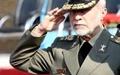 بازدید فرمانده کل ارتش از منطقه پدافند هوایی جنوب کشور