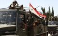هلاکت دهها تروریست در درگیری با ارتش سوریه