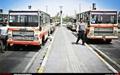 دود مینیبوسهای فرسوده پایتخت به چشم مردم میرود