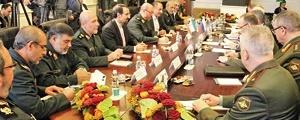 ایران، روسیه و چین پیمان دفاعی میبندند