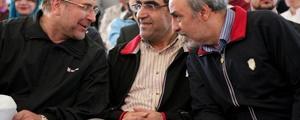 همایش پیاده روی خانوادگی با حضور وزرای بهداشت، ورزش و شهردار تهران