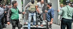 ۴ برادر؛ طراح سرقت ۴۲ کیلو طلا از بازار تهران