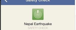 پشتیبانی شرکتهای بزرگ تکنولوژی از قربانیان زلزله نپال