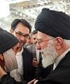 دیدار جانباز ۷۰ درصد آقای محمدزاده با رهبر معظم انقلاب
