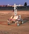 روبات ایرانی که در تاریکی مطلق مسیر را میبیند