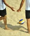 والیبال ساحلی ایران در تور جهانی بر کانادا غلبه کرد