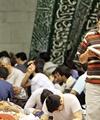 ۵۰هزار دانشجو در اعتکاف امسال