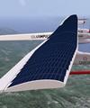 زمینگیر شدن هواپیمای خورشیدی در چین