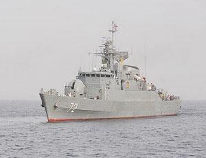 عذرخواهی ناوگروههای آمریکا و فرانسه از ناوگروه نیروی دریایی ارتش
