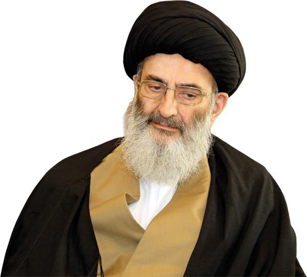 حجتالاسلام و المسلمین سیدمحمود مرعشینجفی