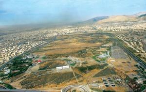 ۲۷۰ هکتار از بوستان پردیسان بدون استفاده وسط شهر رها شده است.