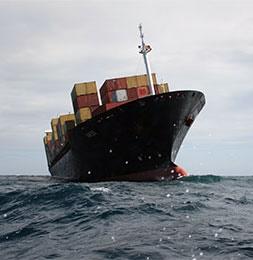 ادعای شلیک هشدار ایران به کشتی سنگاپوری