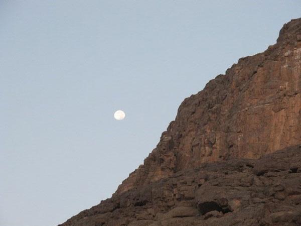 جبل النور در روز مبعث