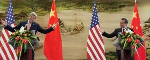 حاضر جوابی دیپلماتیک چین و آمریکا درباره دریای جنوبی چین