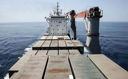 ورود کشتی نجات به خلیج عدن