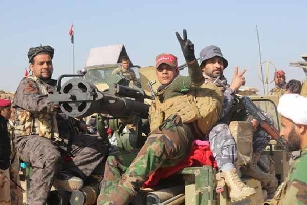 شهر الرمادی عراق به محاصره ارتش و نیروهای مردمی درآمد