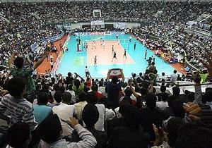 نظارت ویژه فدراسیون بین المللی والیبال بر ۶ دیدار تهران