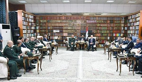 قدردانی وزیر خارجه عراق از حمایتهای ایران