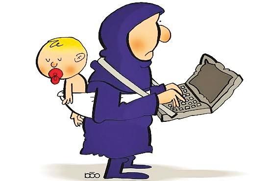 ۹ ماه مرخصی زایمان زنان