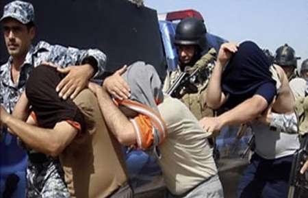 دستگیری شماری از طرفداران داعش در کردستان عراق