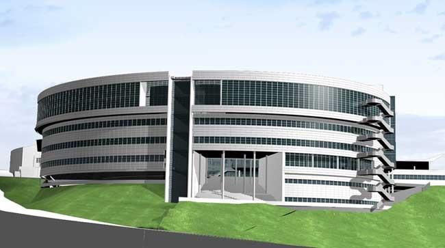 کتابخانه مرکزی دانشگاه آزاد علوم و تحقیقات