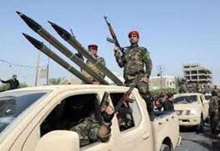 حرکت ارتش و نیروهای مردمی عراق به سوی رمادی