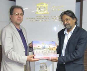 کمیسیون ملی یونسکوی ایران یکی از فعالترین کمیسیونهای یونسکو در جهان است