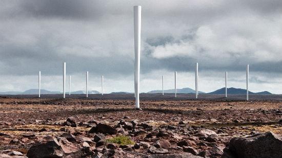 تسخیر باد با توربینهای جدید