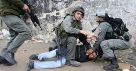 بازداشت ۲۰ فلسطینی در بیت المقدس