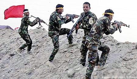 حلقه محاصره داعش در الرمادی تنگتر شد