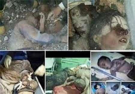 استفاده عربستان از بمب های خوشه ای آمریکا در یمن